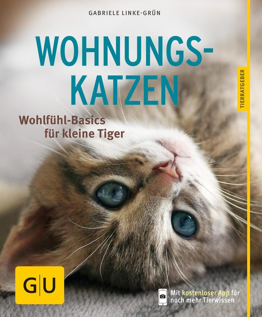 Wohnungskatzen als eBook von Gabriele Linke-Grün