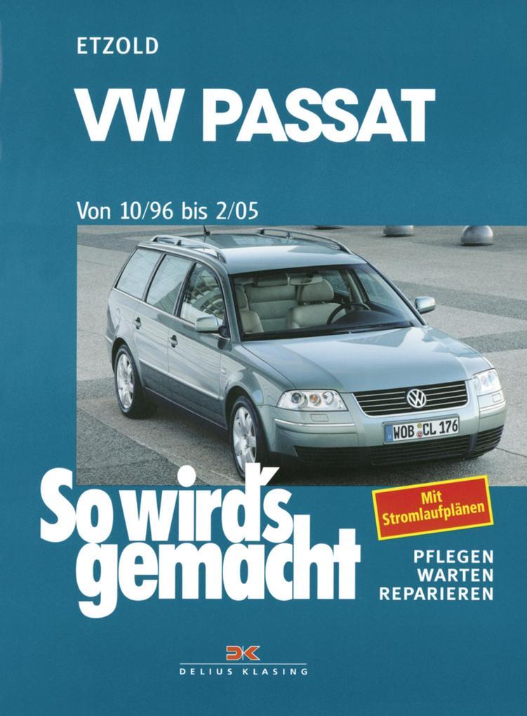 VW Passat 10/96 bis 2/05 als eBook epub