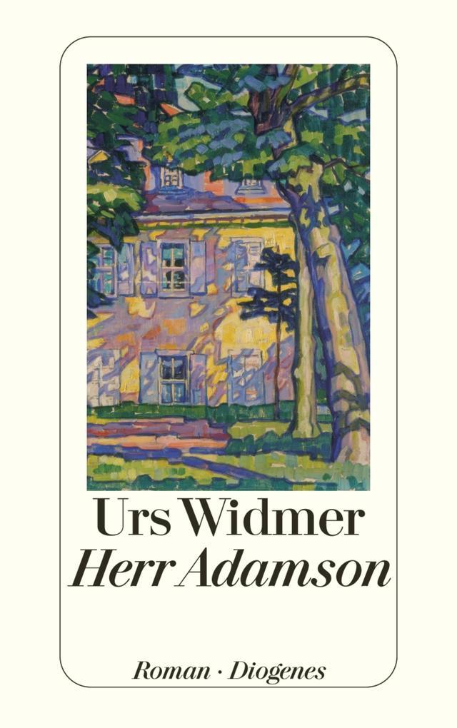 Herr Adamson als eBook
