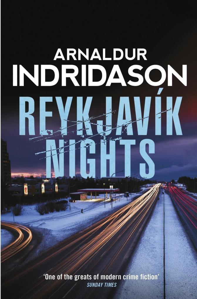 Reykjavik Nights als eBook von Arnaldur Indridason