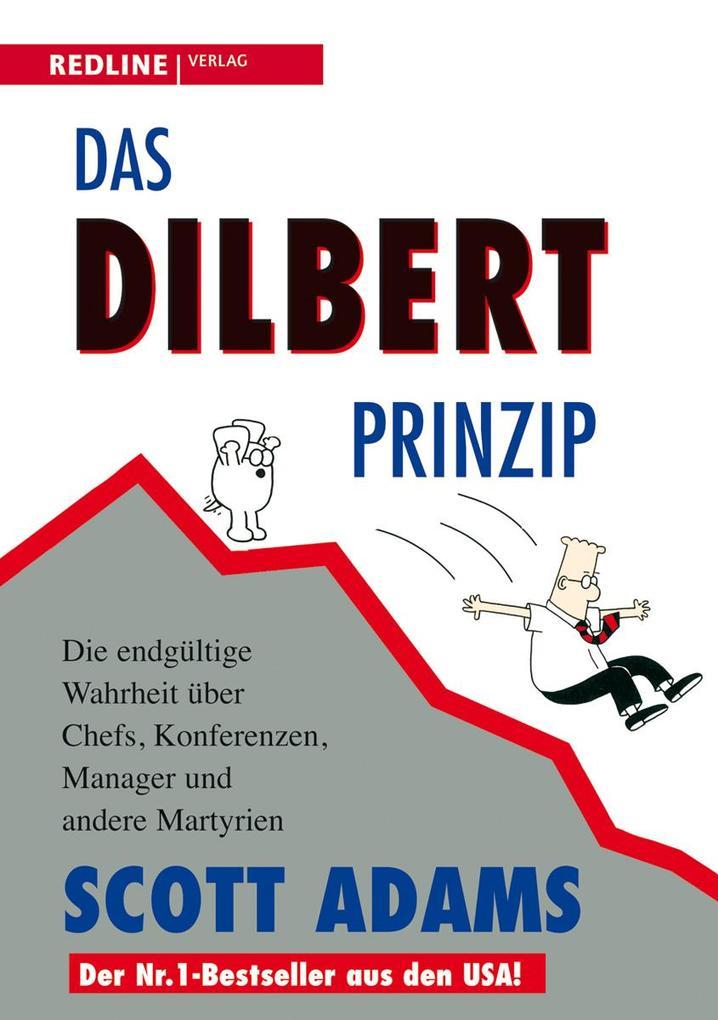 Das Dilbert-Prinzip als Buch
