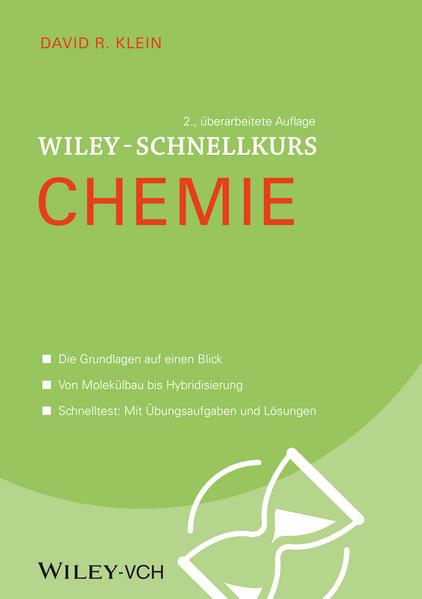 Wiley-Schnellkurs Chemie als Buch (gebunden)