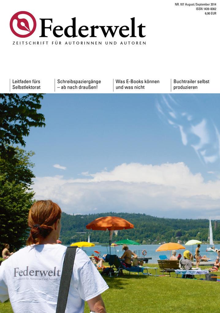 Federwelt 107, 04-2014 als eBook