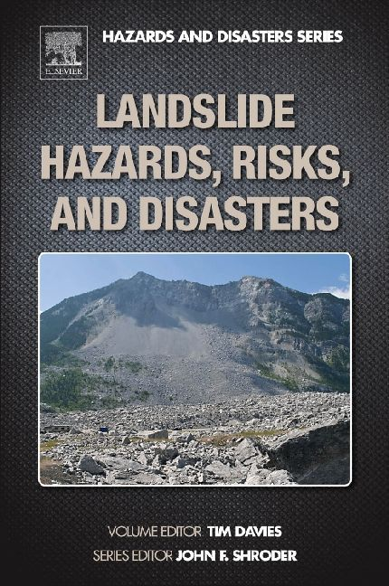 Landslide Hazards, Risks and Disasters als Buch von