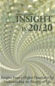 Insight is 20/20 als Taschenbuch