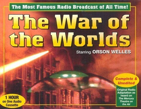 The War of the Worlds als Hörbuch