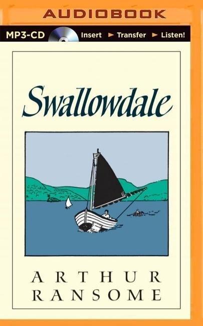 Swallowdale als Hörbuch CD