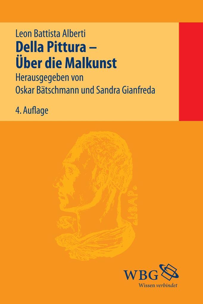 Della Pittura - Über die Malkunst als eBook epub