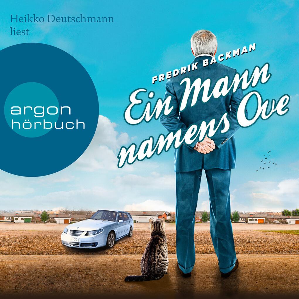 Ein Mann namens Ove als Hörbuch Download
