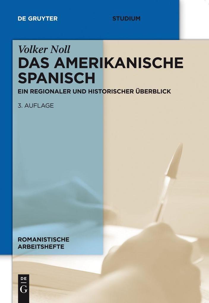 Das amerikanische Spanisch als eBook