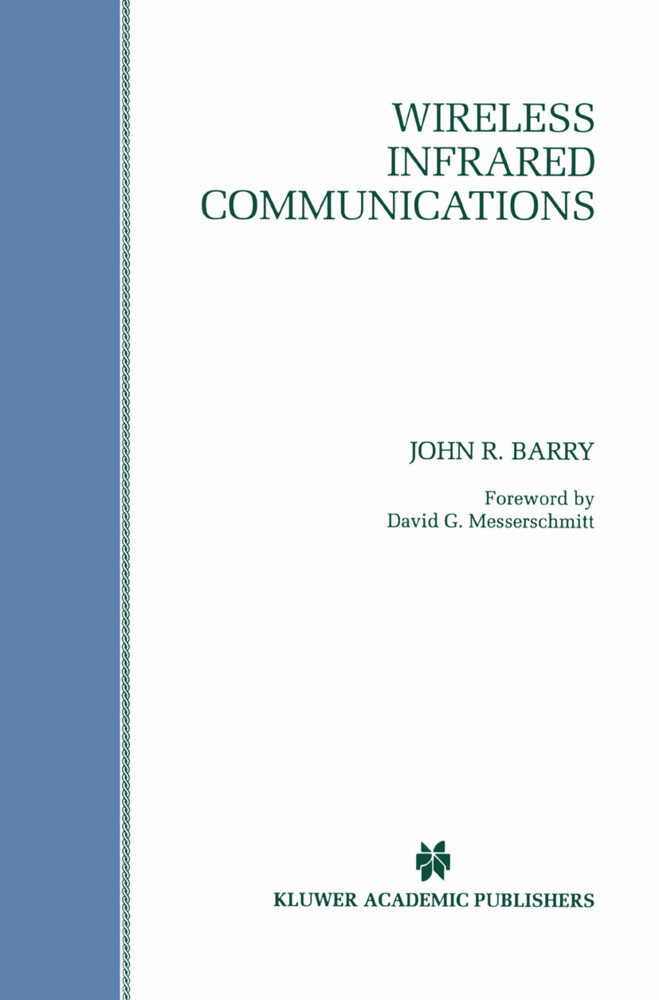 Wireless Infrared Communications als Buch