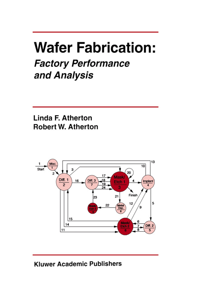 Wafer Fabrication: Factory Performance and Analysis als Buch