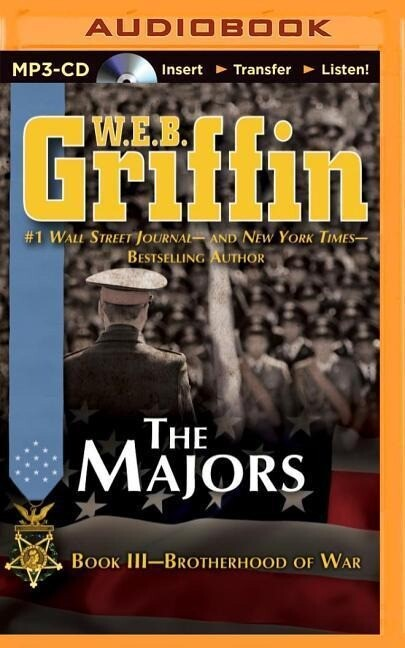 The Majors als Hörbuch