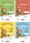 Einsterns Schwester - Sprache und Lesen 2. Schuljahr. Themenheft 1-4 und Projektheft mit Schuber. Verbrauchsmaterial