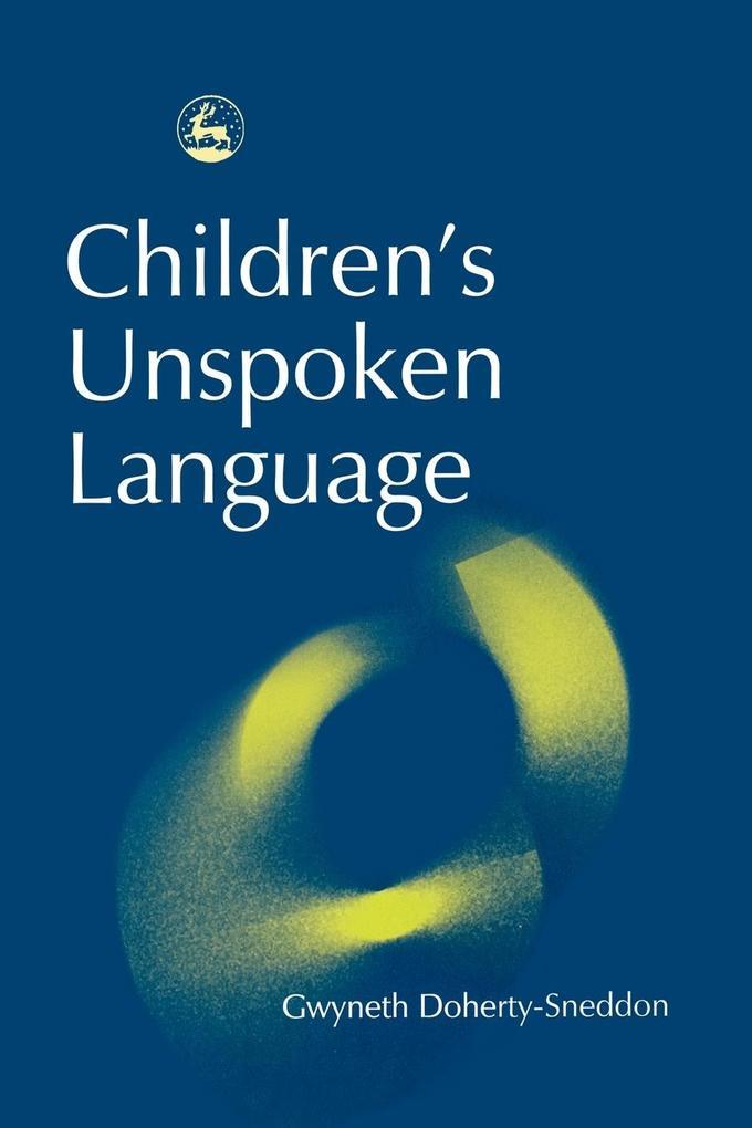 Children's Unspoken Language als Buch