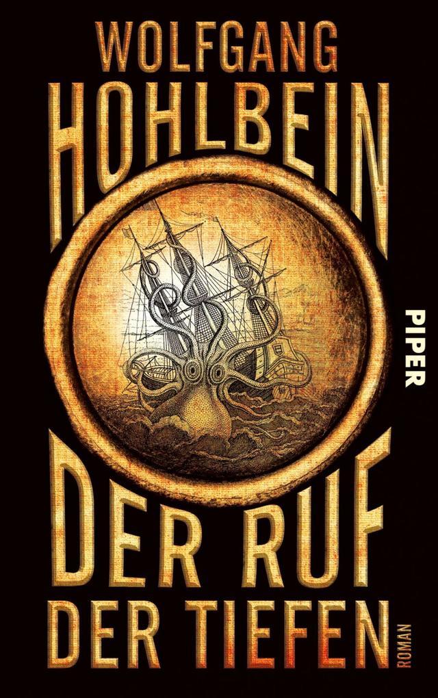 Der Ruf der Tiefen als eBook von Wolfgang Hohlbein
