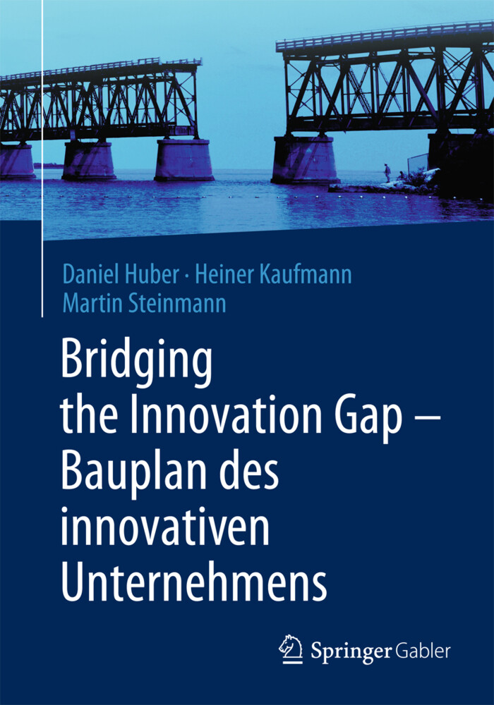 Bridging the Innovation Gap - Bauplan des innovativen Unternehmens als Buch