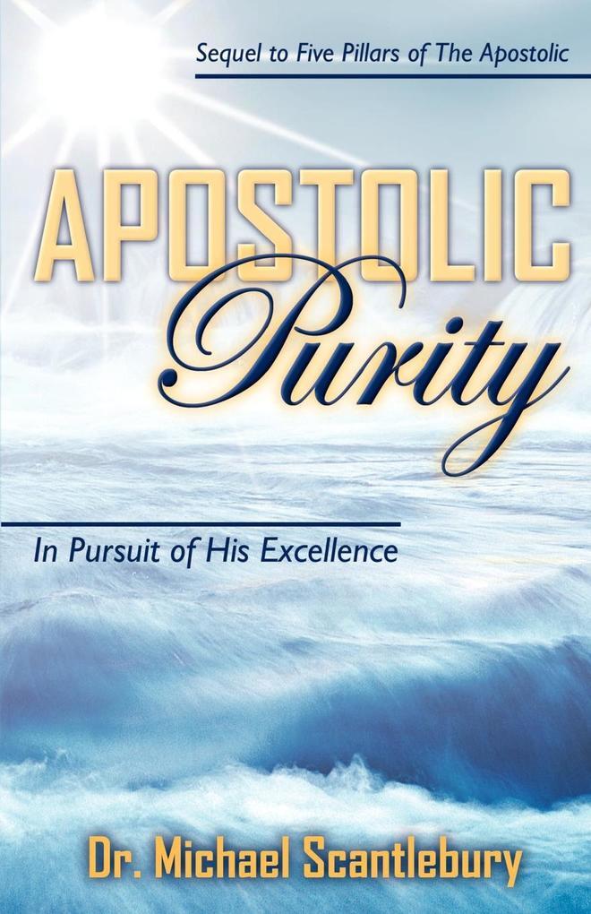 Apostolic Purity als Taschenbuch