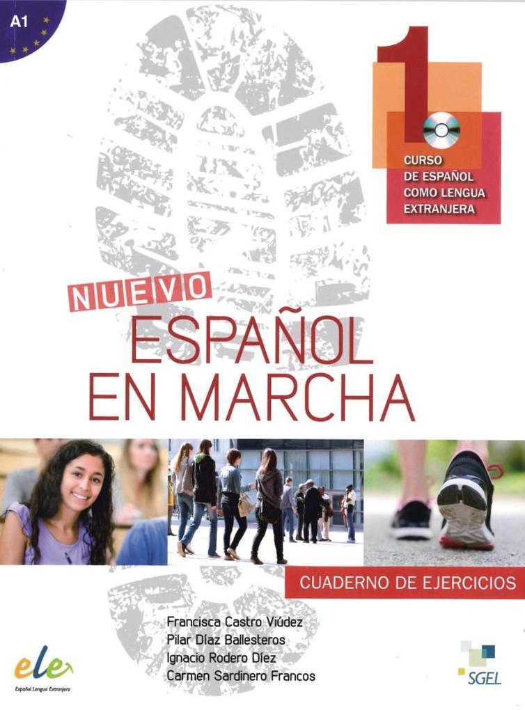 Nuevo Español en marcha 1. Arbeitsbuch mit Audio-CD als Buch von Francisca Castro Viúdez, Pilar Díaz Ballesteros, Ignacio Rodero Díez, Carmen Sard...