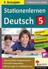 Kohls Stationenlernen Deutsch 5