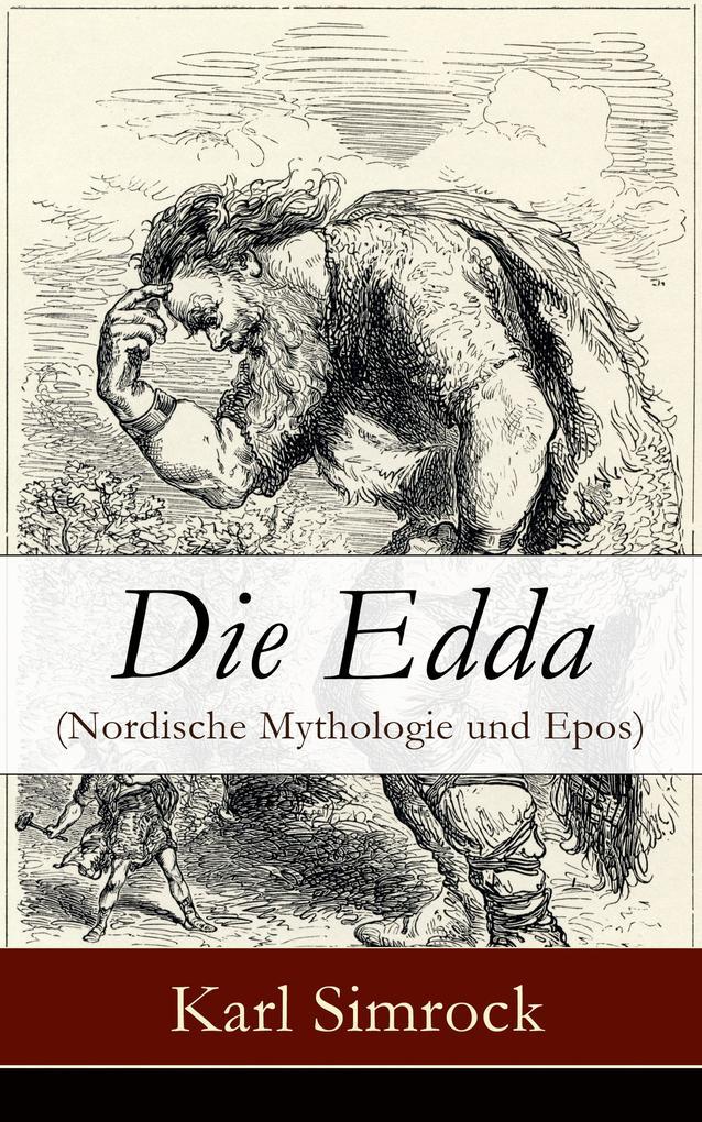 Die Edda (Nordische Mythologie und Epos) als eBook