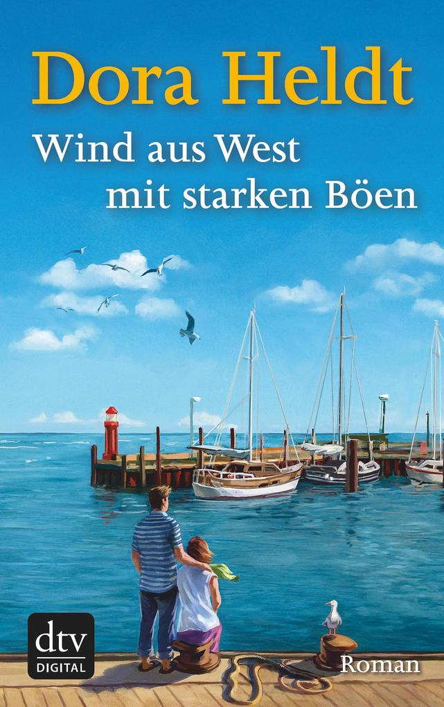 Wind aus West mit starken Böen als eBook