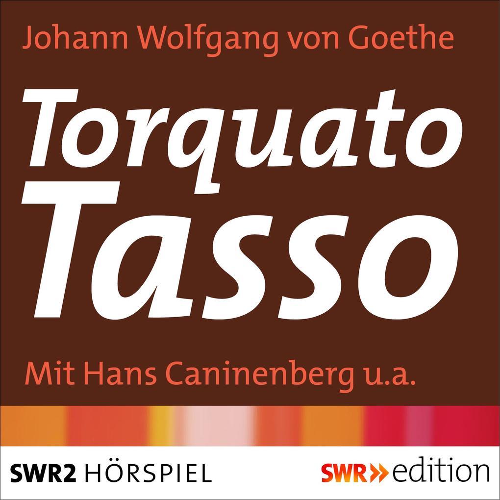 Torquato Tasso als Hörbuch Download