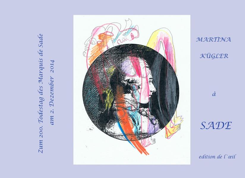 Martina Kügler à Sade als Buch