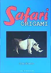 Safari Origami als Buch