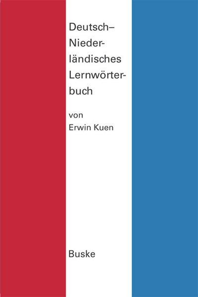 Deutsch-Niederländisches Lernwörterbuch als Buch