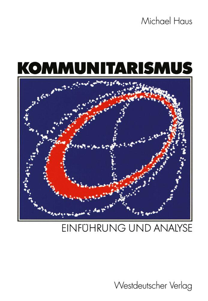 Kommunitarismus als Buch