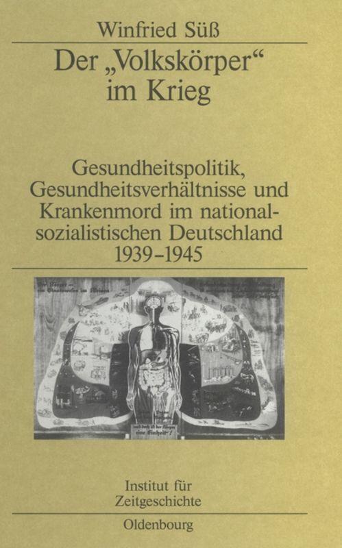 """Der """"Volkskörper"""" im Krieg als Buch"""