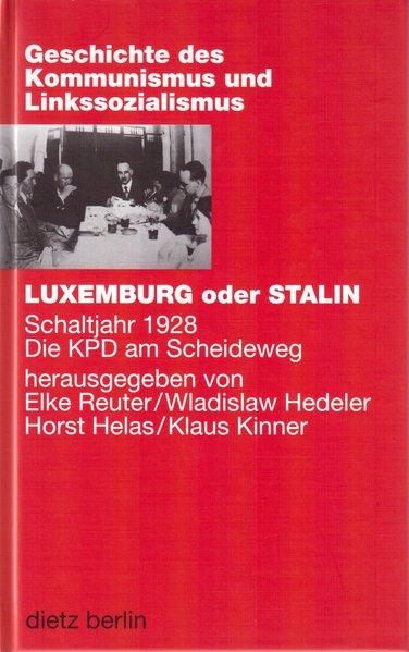 Luxemburg oder Stalin als Buch