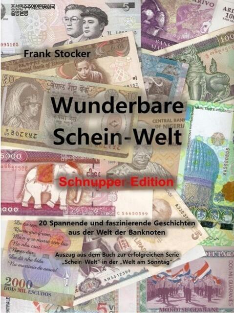 Wunderbare Schein-Welt Schnupper-Edition als eBook