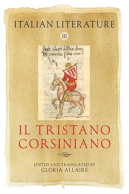 Italian Literature III - Il Tristano Corsiniano