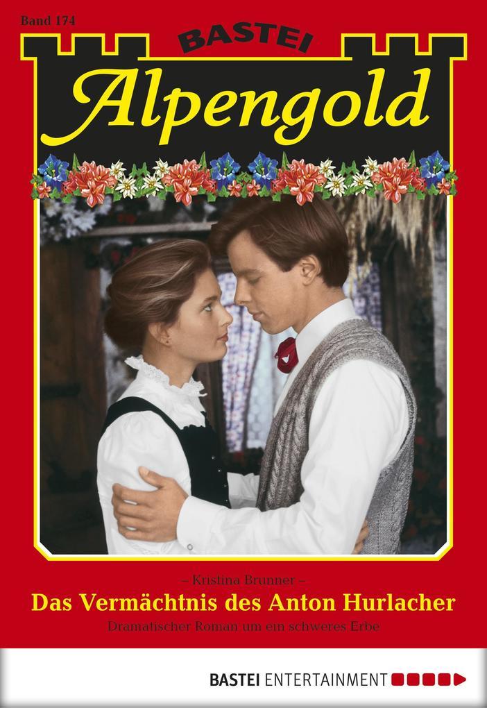 Alpengold - Folge 174 als eBook