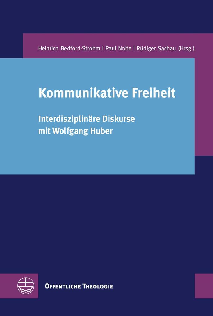 Kommunikative Freiheit als eBook pdf