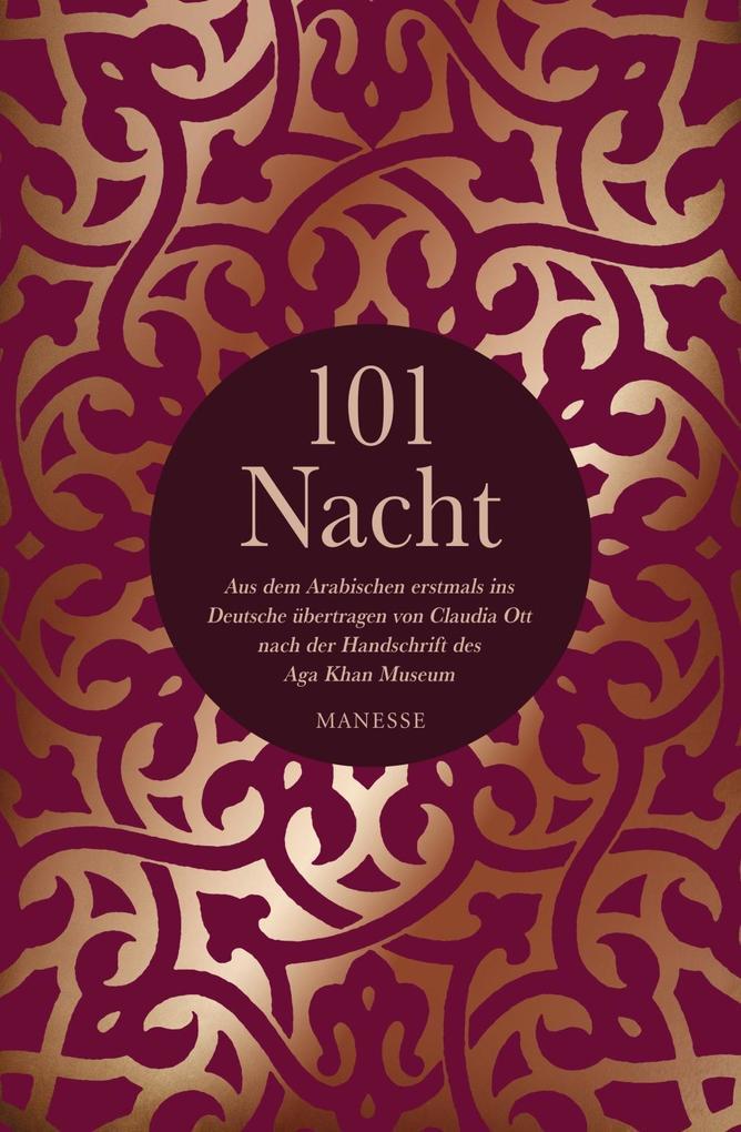 101 Nacht als Buch