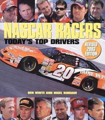 NASCAR Racers: Today's Top Drivers als Buch