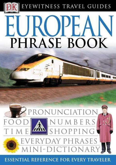 European Phrase Book als Taschenbuch