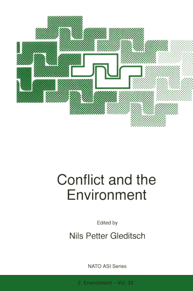 Conflict and the Environment als Buch
