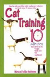 Cat Training In 10 Minutes als Taschenbuch