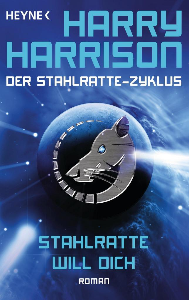 Stahlratte will dich als eBook von Harry Harrison
