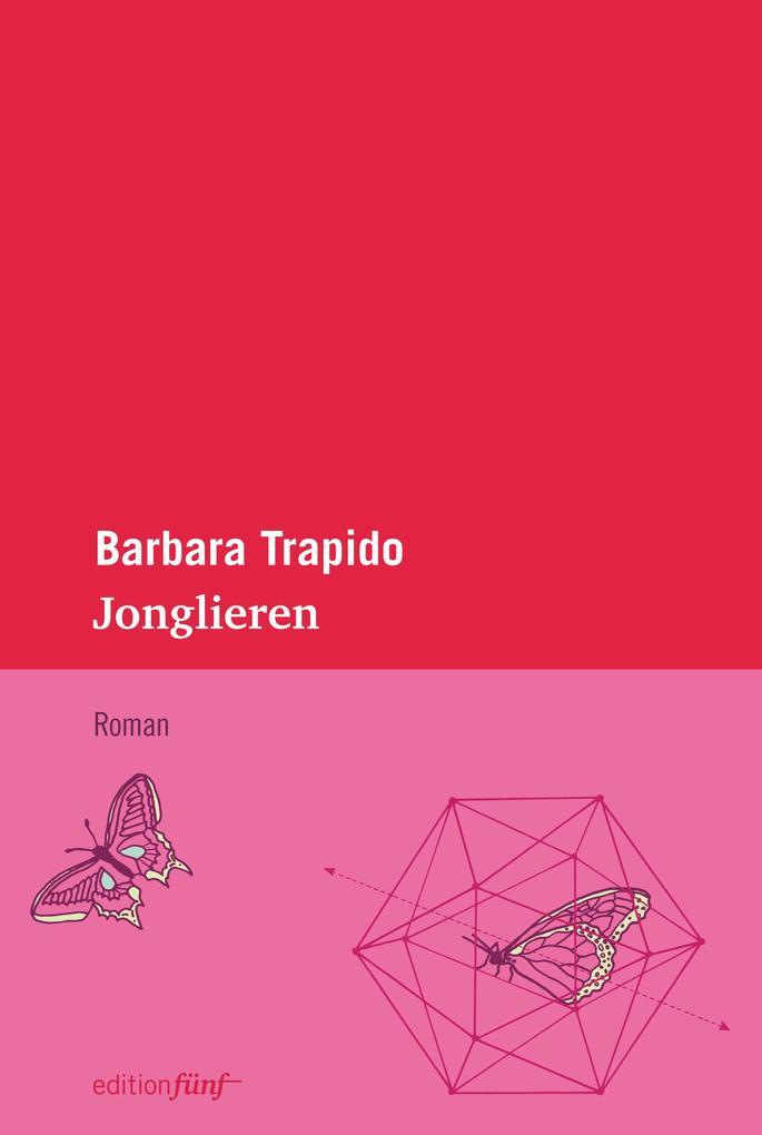 Jonglieren als eBook von Barbara Trapido