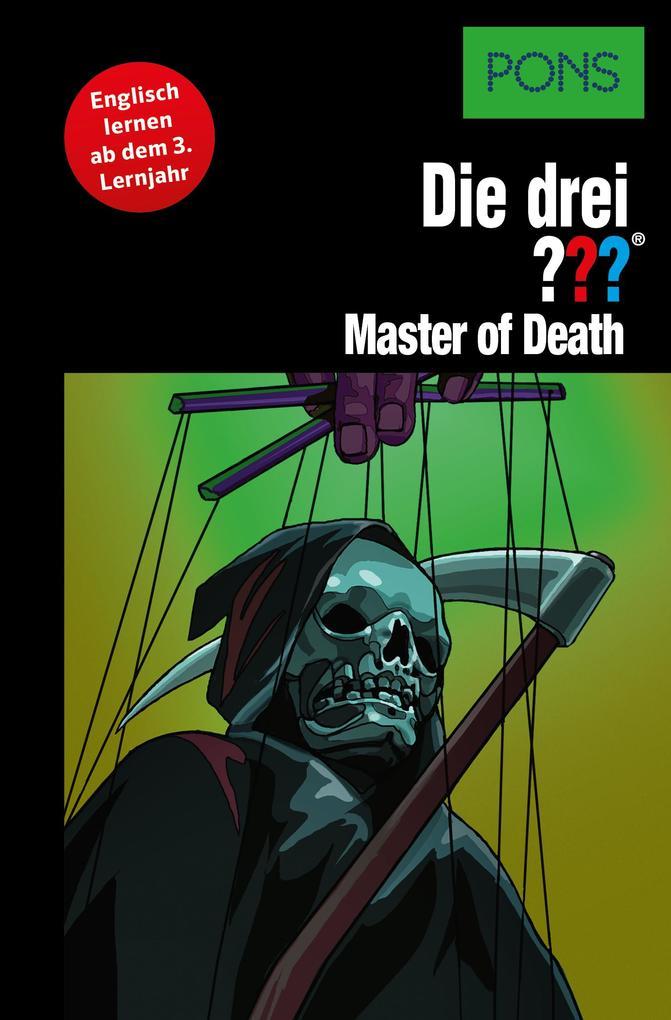 PONS Die drei ??? Fragezeichen Master of Death als eBook von Kari Erlhoff