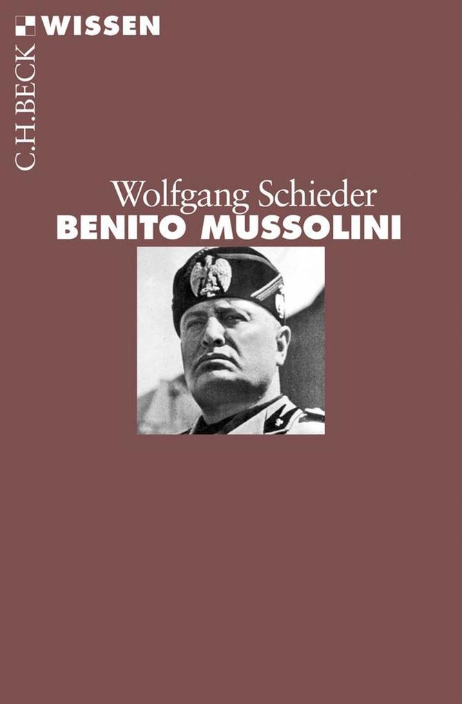 Benito Mussolini als eBook epub
