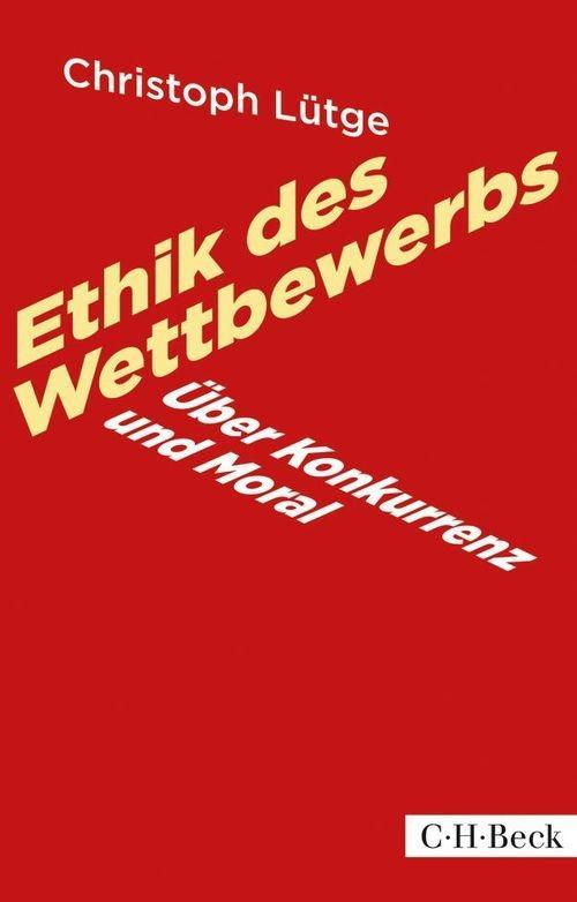 Ethik des Wettbewerbs als eBook