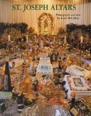 St. Joseph Altars als Buch