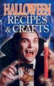 Halloween Recipes & Crafts als Taschenbuch