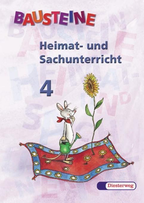 Bausteine Sachunterricht 4. Bayern als Buch